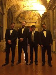Book The Florence Tenors, Three Tenors in Florence, Tuscany, Italy -  FixTheMusic