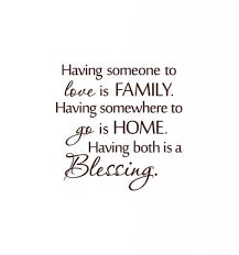 A Family Quote