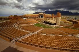 Sandia Casino Amphitheater Seating Chart Directions Sandia Resort Casino Albuquerque Hotel Venue