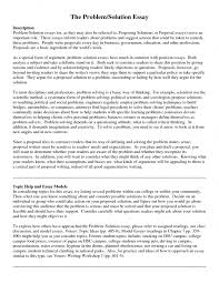 how to write your problem solution essay cynthia baxter ed s  cover letter template for example of a problem solution essay solving ppt essays bullying and examples