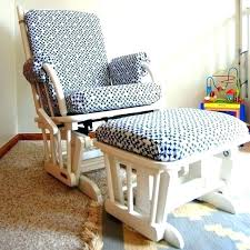 rocking chair covers baby rocking chair covers glider rocker blue cushion rocking chair cushion covers