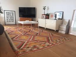 beautiful vintage kilim rug