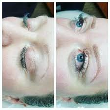 eyebrow microblading blonde hair. we spoke with three different experts from around the country to get 411 on this new beauty trend see if it works for redheads. eyebrow microblading blonde hair s