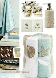 beachy bathroom beachy bathroom accessories home design ideas and pictures