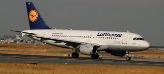 Lufthansa Flies A319 To India Aeronautics