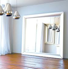 white leaning floor mirror. Brilliant Mirror Leaning Wall Mirror Furniture Oversized Floor Parquet Wood  Laminated Light Blue Color   In White Leaning Floor Mirror