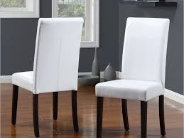 white leather dining room chairs far fetched fantastic canada interior design 1
