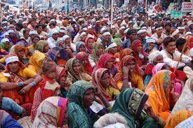 file women at farmers rally bhopal nov jpg  file women at farmers rally bhopal nov 2005 jpg