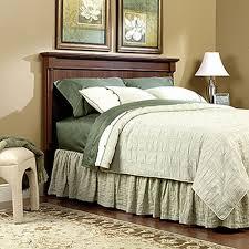 Sauder Bedroom Furniture Sauder Palladia Select Cherry Full Queen Headboard 411840 The