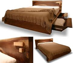 bed designs in wood. Photo Gallery : Wood Bed Designs In S