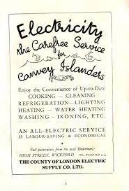 canvey island 1946 lots of adverts canvey island 1946 photo illustrative image for the lots of adverts page