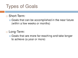 long term and short term career goals examples what are some short term goals magdalene project org