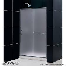 glass sliding shower doors frameless. Infinity-Z. Sliding Shower Door Glass Doors Frameless
