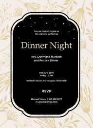40 Printable Dinner Invitation Templates PSD AI Free Premium Best Free Dinner Invitation Templates Printable