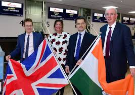 led by ministerial chion for the midlands engine james brokenshire mp and west midlands mayor andy street the delegation is looking to develop trade
