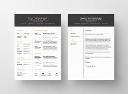 Free Clean And Minimalist Cv Resume Template Creativebooster