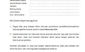 Yang bertanda tangan di bawah ini oleh mahez 26 jul, 2019 surat pernyataan keabsahan dan kebenaran dokumen yang bertanda tangan dibawah ini : Contoh Surat Pernyataan Tentang Kebenaran Data Dan Keabsahan Data Bagi Contoh Surat Cute766