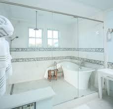 bathroom windows inside shower. Charleston Tiled Walk In Shower Bathroom Transitional With Tub Windows Inside