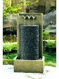water wall fountain outdoor volute water feature stone wall fountains indoor stone water wall wall fountains