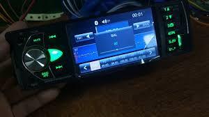 4022d Autoradio Musik Player Mit Rückfahrkamera Avi Mpeg4