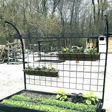 metal trellis panels lattice garden panel craft grower steel decorative metal trellis