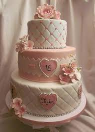 Taylors Sweet Sixteen Cake Beautiful Cakes Sweet Sixteen Cakes