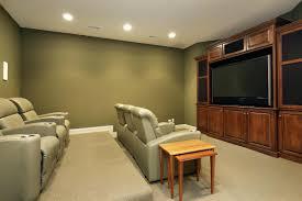 basement theater seating basement underpinning contractor in dc theater room  with tiered seating theater seating