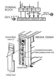 fujitsu air conditioner wiring diagram wiring diagram and fujitsu split system installation instructions at Fujitsu Mini Split Wiring Diagram