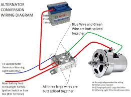 vw parts vw alternators and vw alternator conversion kits alternator conversion instructions