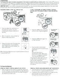 stanley garage door opener manual garage door opener mesmerizing fantastic manual in most fabulous home code
