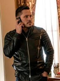 nick wechsler chicago p d black jacket