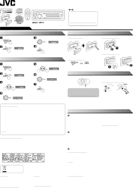wiring diagram for jvc radio the wiring diagram jvc car stereo system kd s17 user guide manualsonline wiring diagram