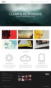 Wordpress Design India Hero Creative Professional Portfolio 49 Web Design