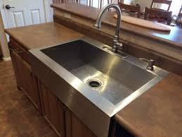 Kitchen Farmhouse Kitchen Sinks  Stainless Steel Kitchen Sink Home Depot Stainless Steel Kitchen Sinks