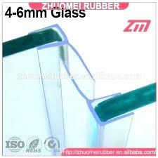 shower door seal vertical fabulous with affordable plastic clear strip s plastic shower door seal glass sweep side seals clear si