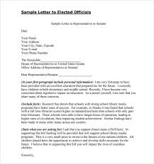Format Of Official Letter 9 Official Letter Templates Pdf