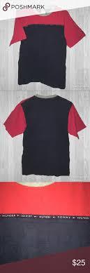 Tommy Hilfiger Cotton Mens Tee Xl Tommy Hilfiger 100 Cotton