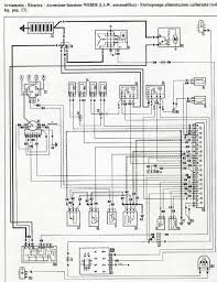 berlinasportivo alfa romeo 155 q4 and sports saloons on the net ecu wiring diagram