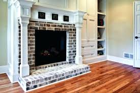 update brick fireplace image of design update brick fireplace ideas update brick fireplace