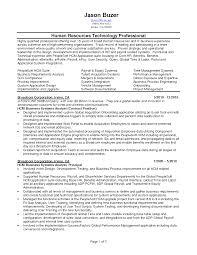 Resume Business System Analyst Sidemcicek Com