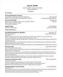 40expected Graduation Date On Resume Statement Letter Enchanting Resume Expected Graduation