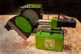 pocket nc p5 five axis cnc milling machine via pocket nc