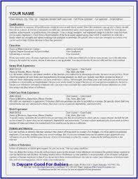 Child Care Job Description Child Care Job Description Resume