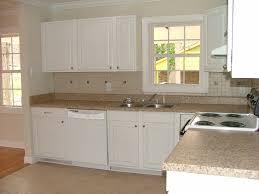 laminate kitchen countertops with white cabinets. Simple White Top White Kitchen Cabinets With Concrete Countertops U2014 And Laminate F