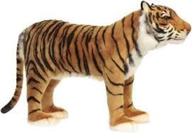 Tickles Standing <b>Tiger</b> - <b>60</b> cm - Standing Tiger . Buy Tiger toys in ...