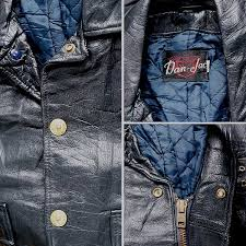 real thing united states chicago local police department police motorcycle leather riders jacket black military euro men bikie