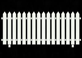 wood fence drawing. Wood Fence Drawing X Fencing Ideas And Designs