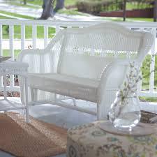 Outdoor Patio Furniture Wicker U2013 BangkokbestnetWhite Resin Wicker Outdoor Furniture