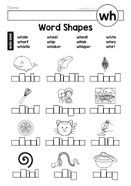 1.3 by using the bingobonic free phonics worksheets, esl/efl students will quickly learn and master the following: Free Digraph Wh Phonics Word Work Multiple Phonograms Word Work Worksheet Activity Phonics Words Phonics Worksheets Kindergarten Phonics Worksheets
