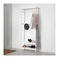Coat Hanger And Shoe Rack MACKAPÄR Coat Rack With Shoe Storage Unit IKEA 30